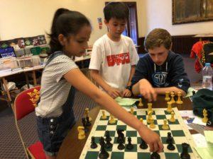 Update – British Chess Championships