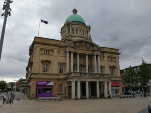 Hello from Hull – 105th British Chess Championships