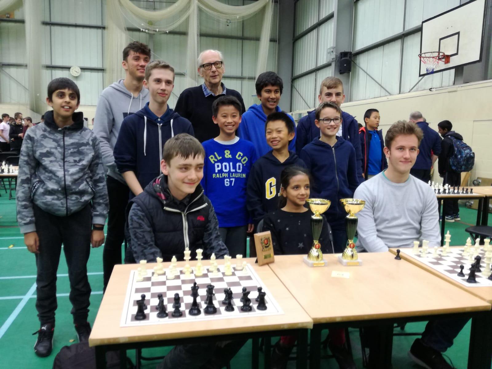 Report – Millfield Chess International