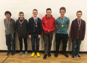 West of England and South Wales Team Championships 2019