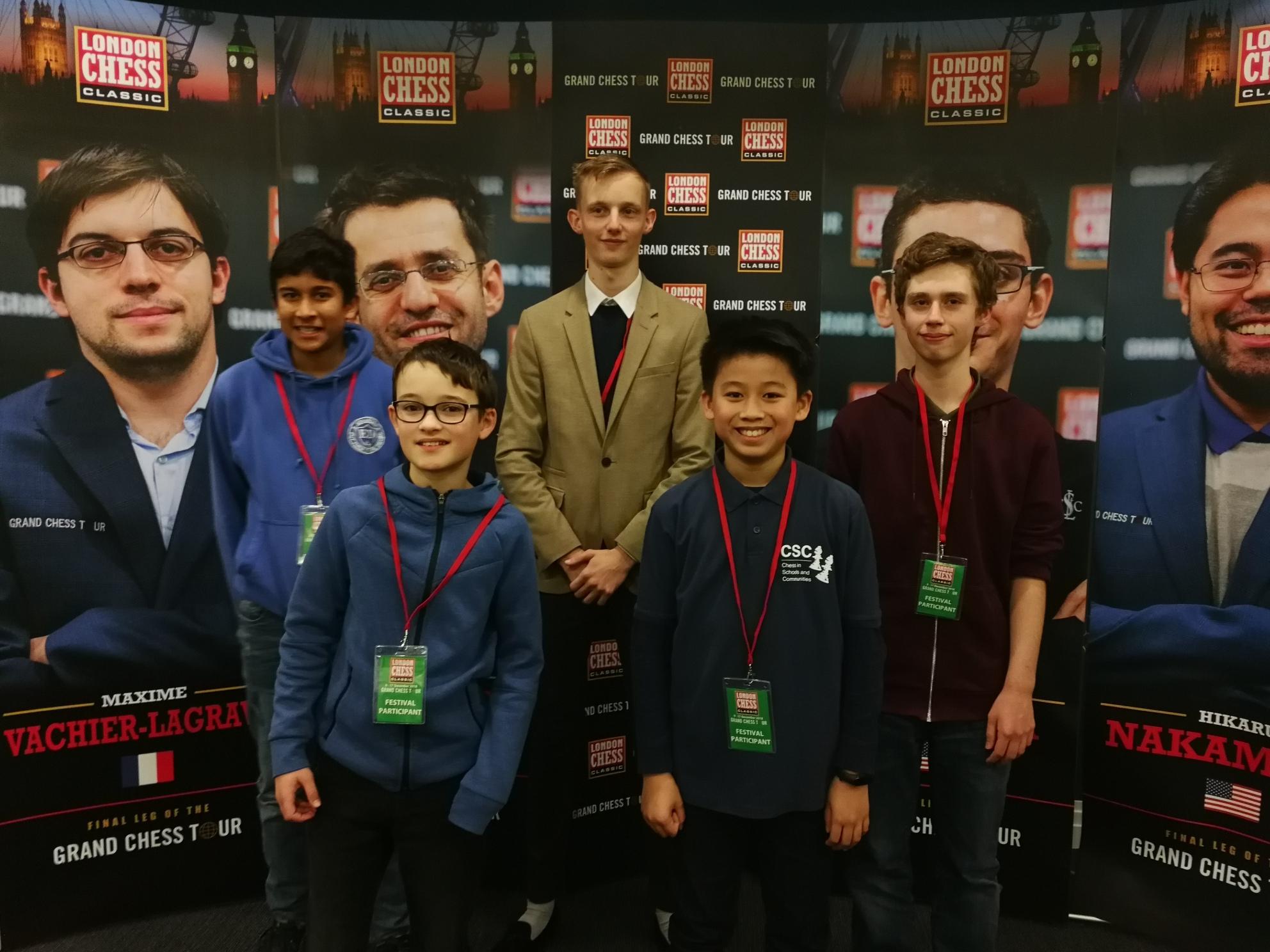 London Chess Classics 2018