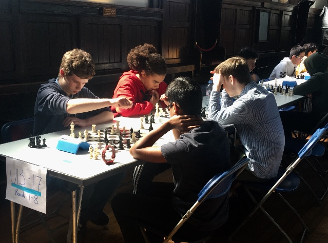Megafinals – Delancey UK School Chess Challenge 2019