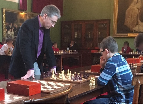 Adams vs Saunders – Simul
