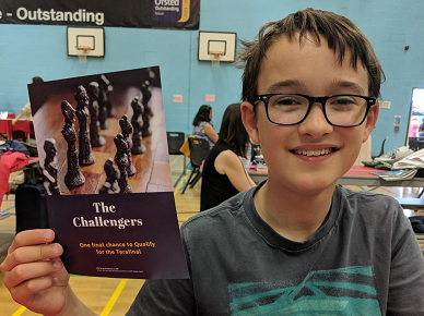 UK Chess Challenge – Challengers 2019